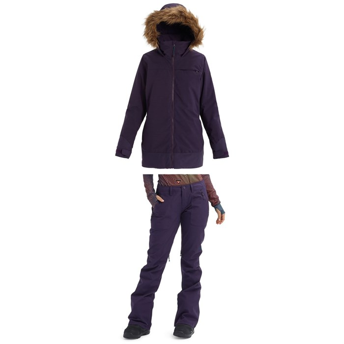 Burton - Lelah Jacket + Burton Vida Pants - Women's