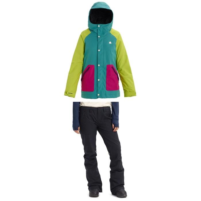 Burton - Eastfall Jacket + Burton Vida Pants - Women's