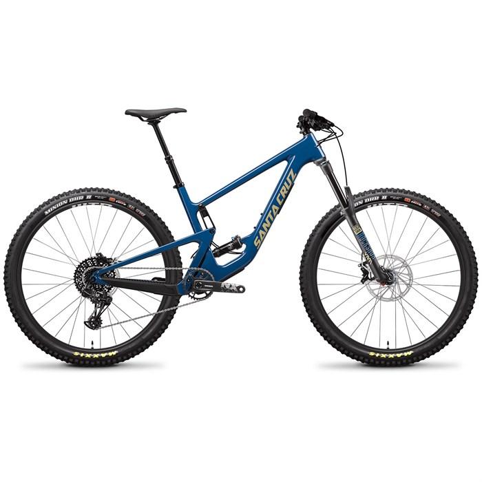 Santa Cruz Bicycles - Hightower C R Complete Mountain Bike 2020
