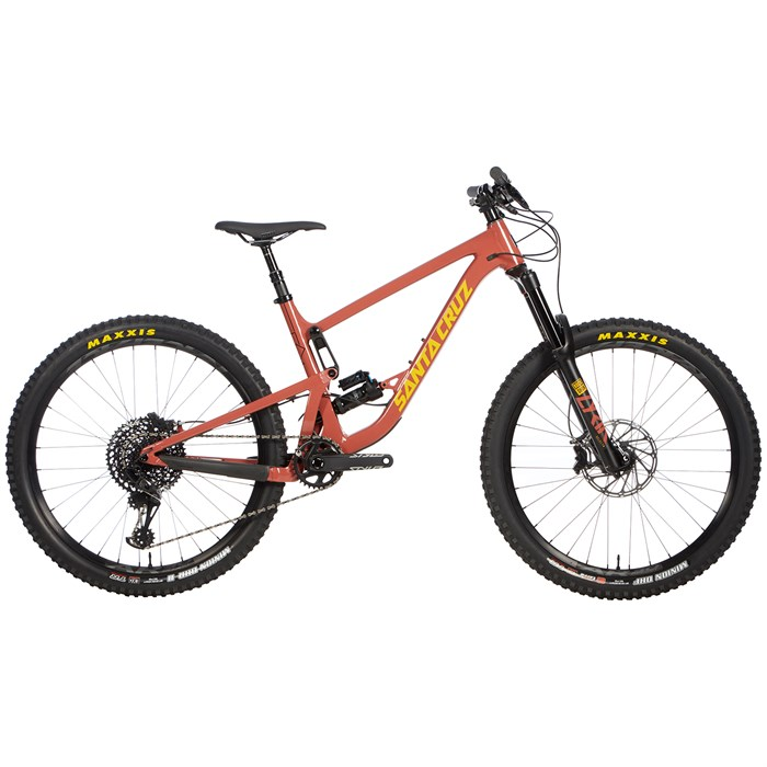 Santa Cruz Bicycles - Bronson A S Complete Mountain Bike 2020