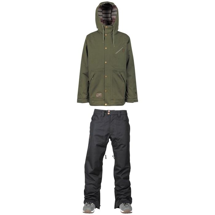 L1 - Wilcox Jacket + L1 Americana Pants