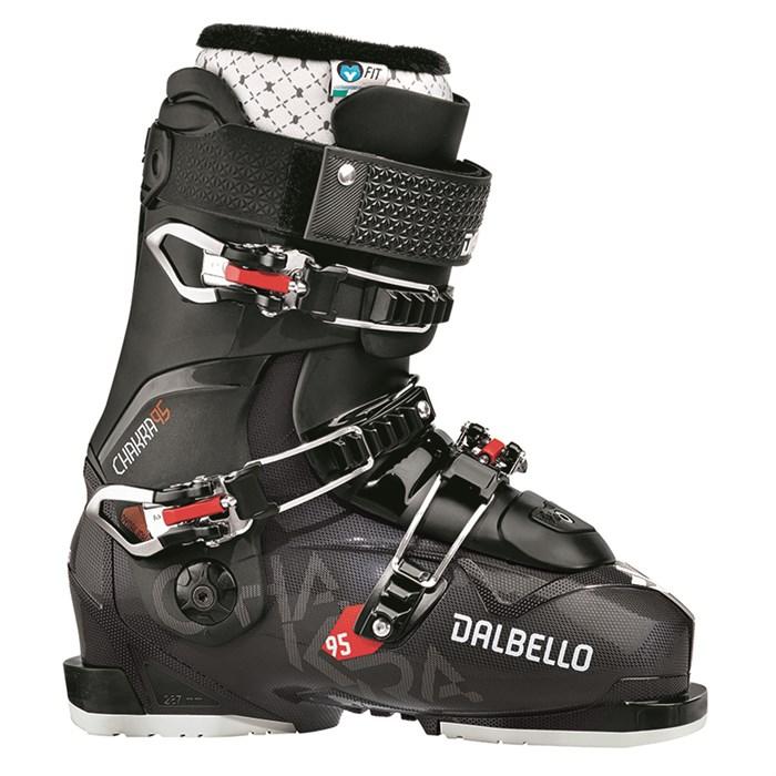 Dalbello - Chakra 95 ID Ski Boots - Women's 2019