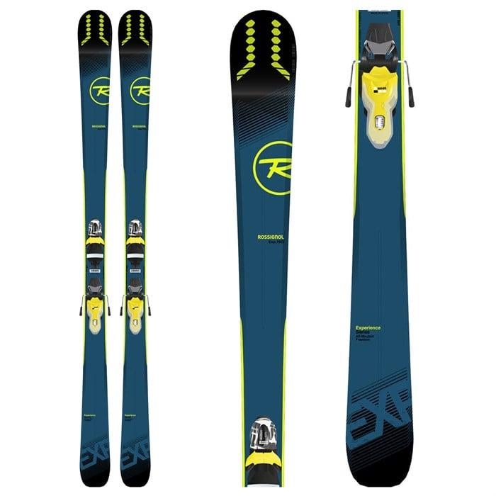 Xpress 10 Bindings Mens 154 cm 2020 Rossignol Experience 76 Ci Skis