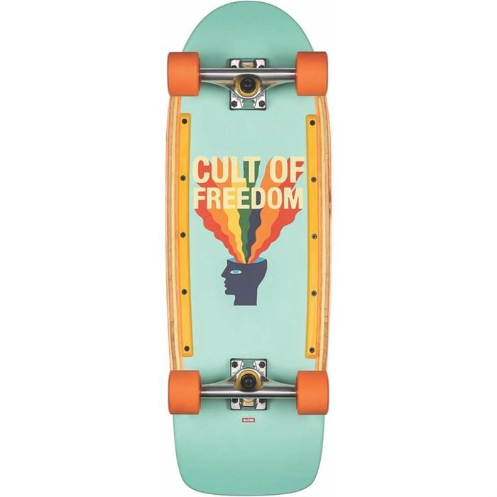 Globe - Burner Cruiser Skateboard Complete
