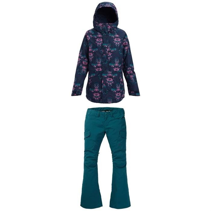 Burton - GORE-TEX Kaylo Jacket + Burton GORE-TEX Gloria Pants - Women's