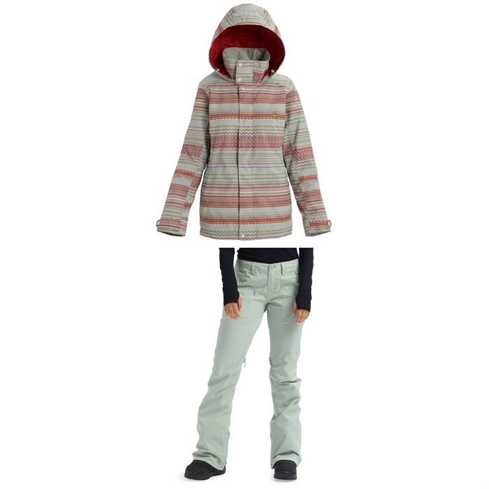 Burton - Jet Set Jacket + Vida Pants - Women's