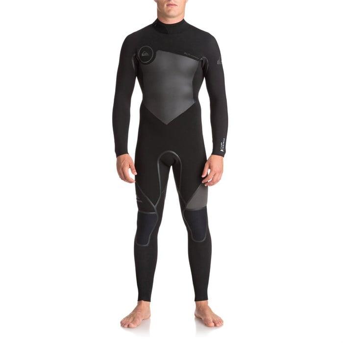 Quiksilver - 4/3 Syncro+ Back Zip Wetsuit
