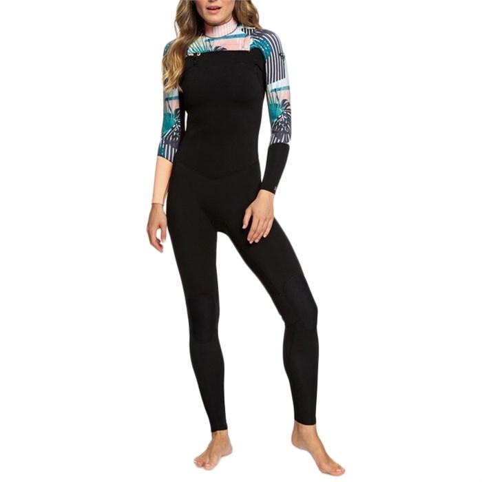 Roxy - 3/2 Pop Surf Chest Zip Wetsuit - Women's