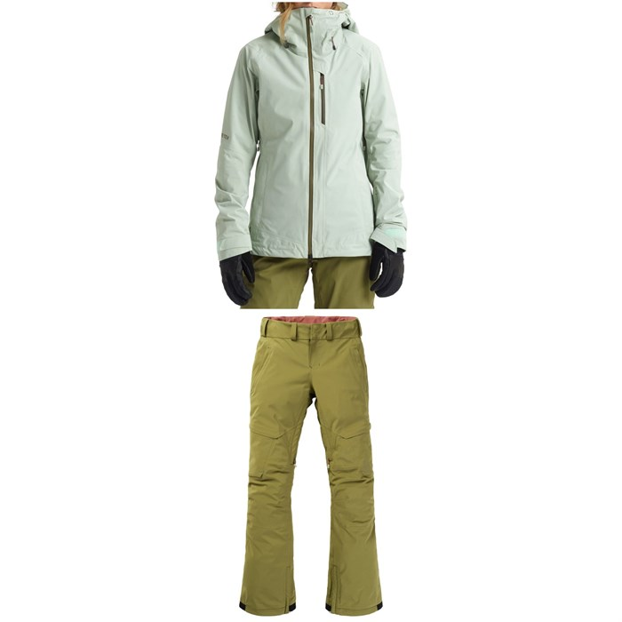 Burton - AK 2L GORE-TEX Upshift Jacket + Burton AK 2L GORE-TEX Summit Insulated Pants - Women's
