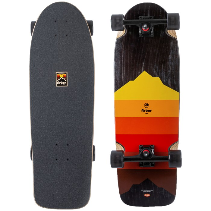 Arbor - Oso Artist Cruiser Skateboard Complete
