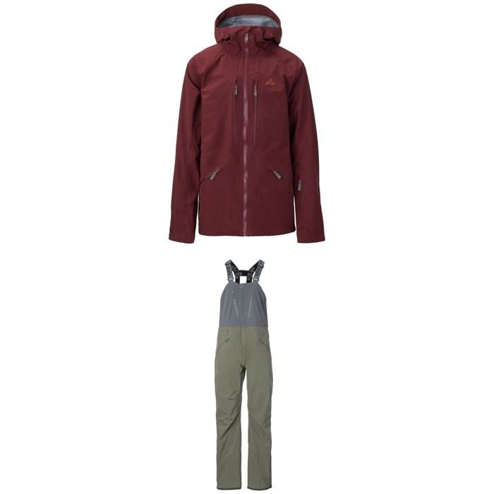 Strafe - Nomad Jacket + Bib Pants