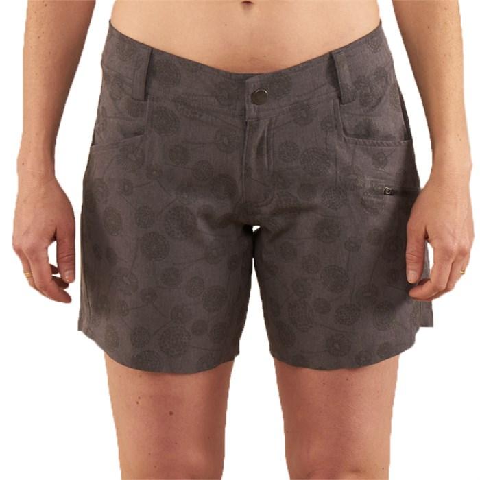 Club Ride - Eden Dandelion Print Shorts - Women's