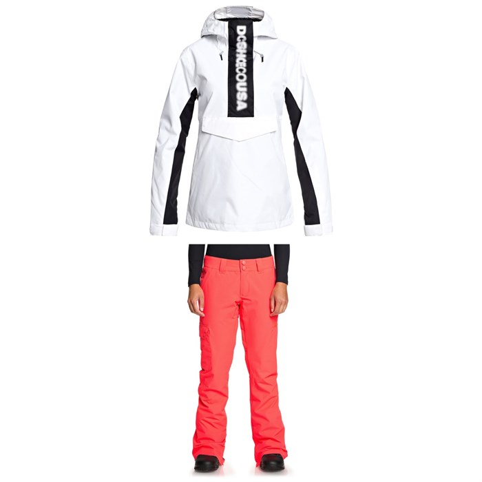 DC - Envy Anorak + DC Recruit Pants - Women's