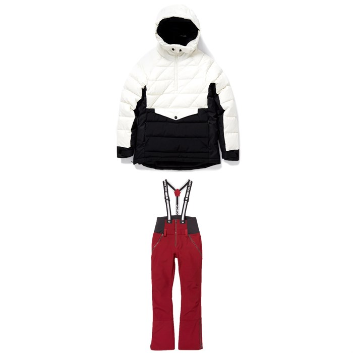 Holden - Abbot Puffer Jacket + Holden Thayer Pants - Women's