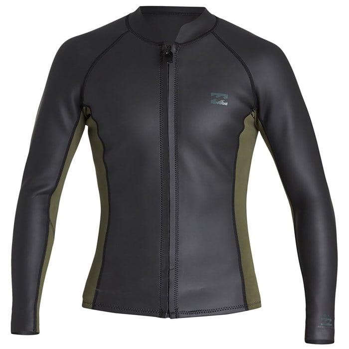 Billabong - 1mm Revolution Front Zip Wetsuit Jacket