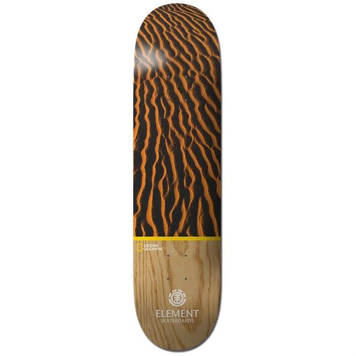 Element - Nat Geo Earth 8.5 Skateboard Deck