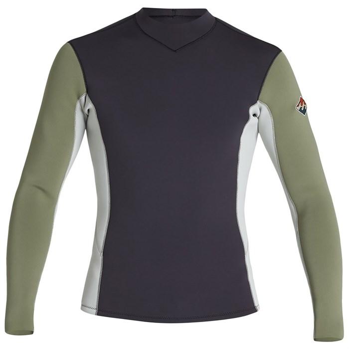 Billabong - 2/2 Revolution Interchange Two-Tone Wetsuit Jacket