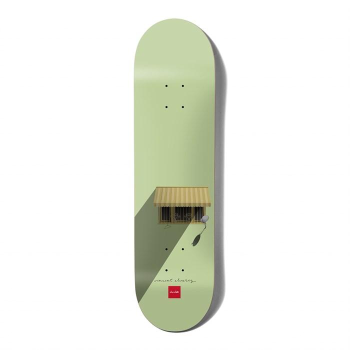 Chocolate - Alvarez Windows 8.25 Skateboard Deck