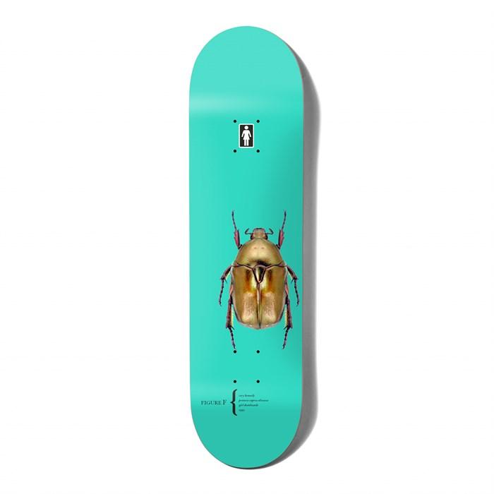 Girl - Kennedy Beetles 8.125 Skateboard Deck