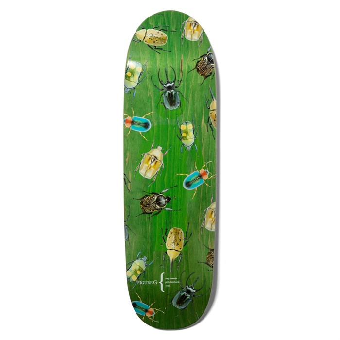 Girl - Kennedy Beetles Phawt 9.25 Skateboard Deck