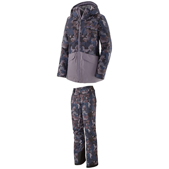 Patagonia - Insulated Snowbelle Jacket + Insulated Snowbelle Pants - Women's