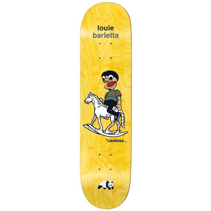 Enjoi - What's The Deal Louie Barletta 8.375 Skateboard Deck