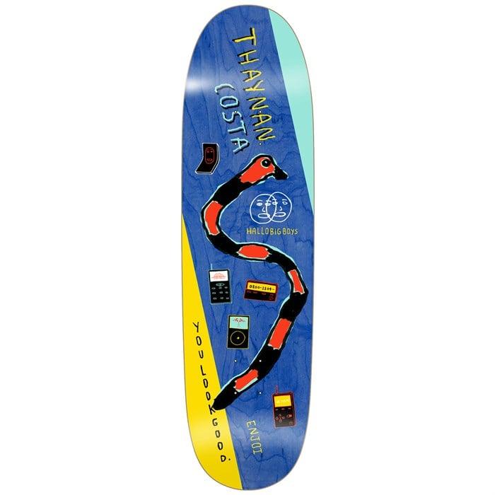 Enjoi - Doodle Thaynan Costa 8.75 Skateboard Deck