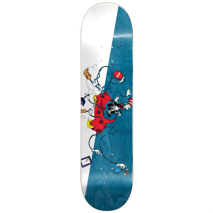 Almost - Cat Car Rodney Mullen 8.25 Skateboard Deck
