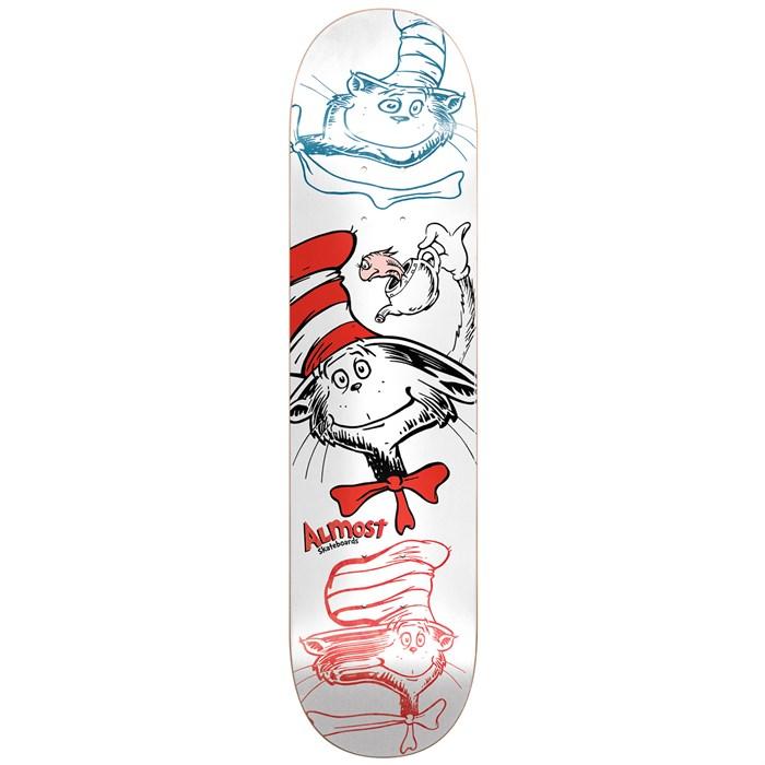 Almost - Cat N Fish Yuri Facchini 8.0 Skateboard Deck