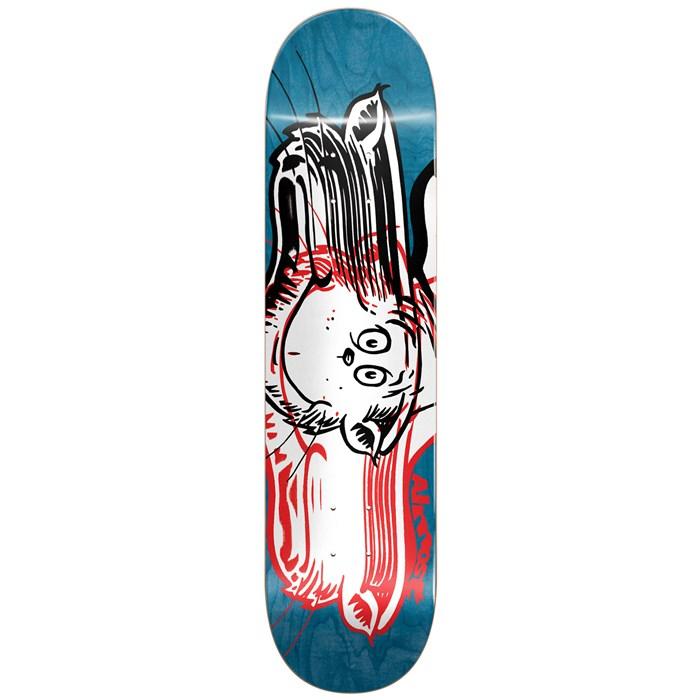 Almost - Warped Cat Max Geronzi 8.0 Skateboard Deck