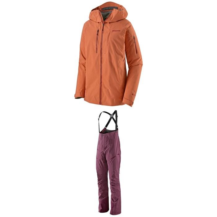 Patagonia - PowSlayer Jacket + Patagonia PowSlayer Bib Pants - Women's