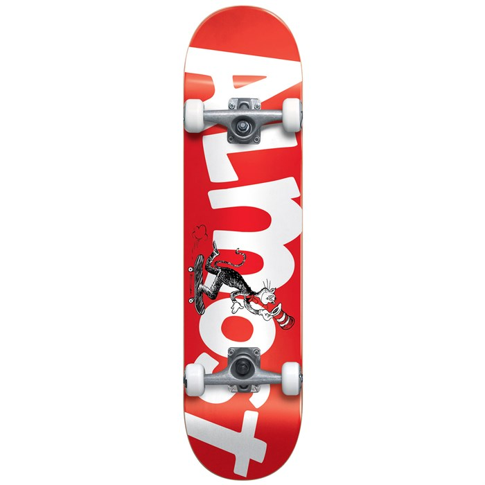 Almost - Cat Push Youth FP 7.0 Skateboard Complete - Kids'