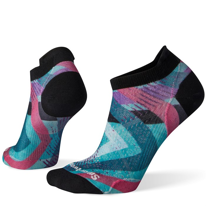 Smartwool - PhD® Cycle Ultra Light Print Micro Socks - Women's