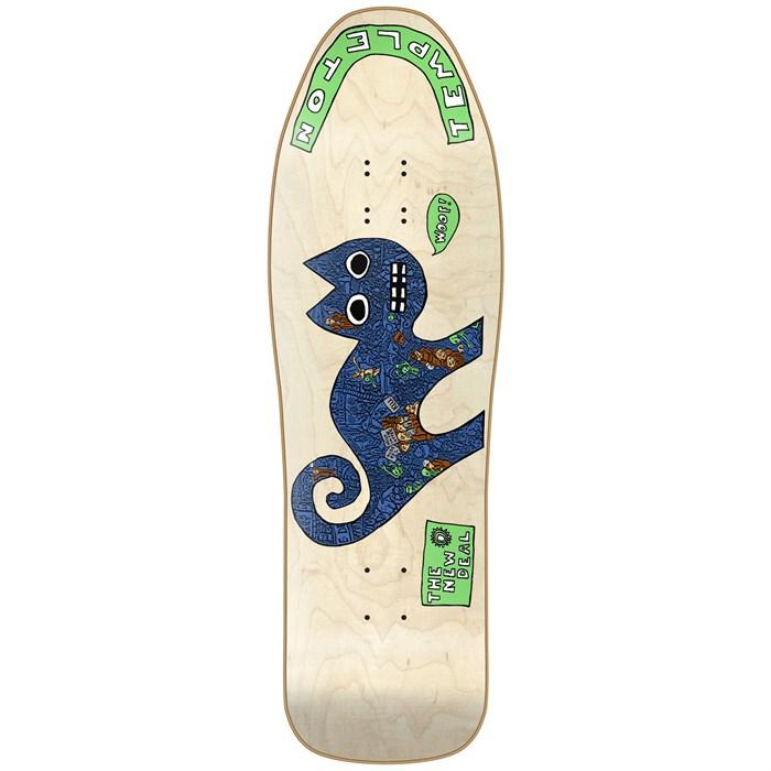 New Deal - Templeton Cat HT 9.75 Skateboard Deck