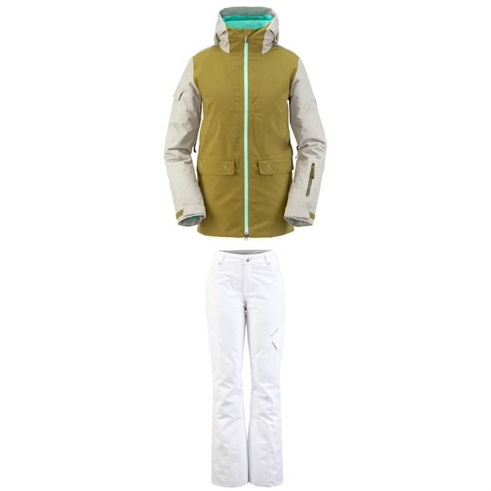 Spyder - Field GORE-TEX Jacket + Spyder ME GORE-TEX Pants - Women's