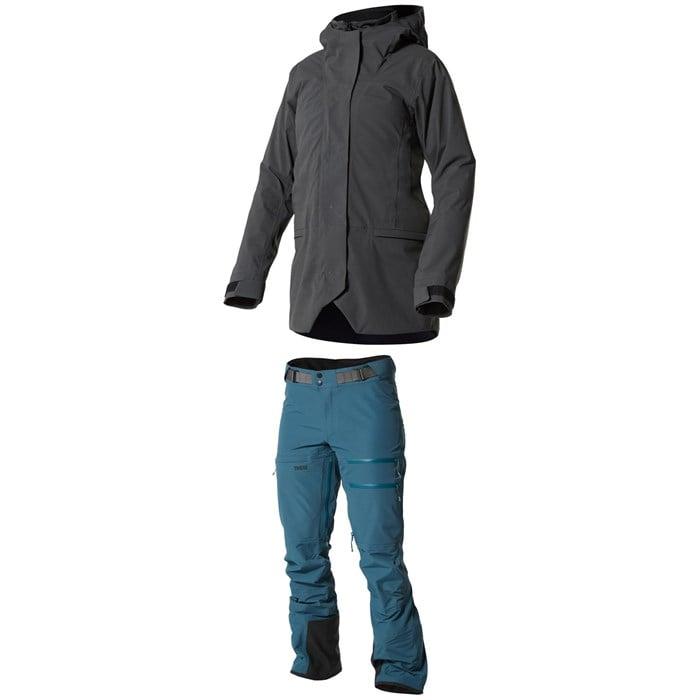 Trew Gear - Hot Toddy Jacket + Trew Gear Powder Pantaloons - Women's 2020