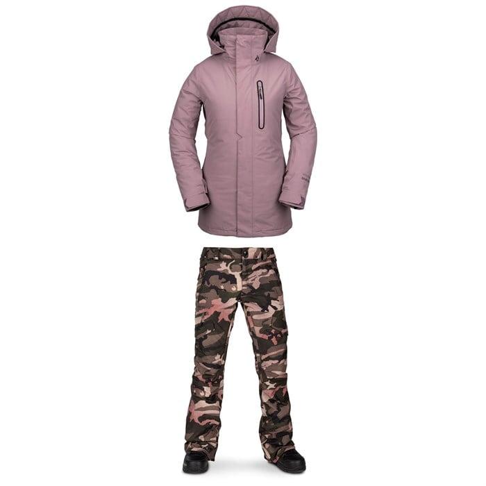 Volcom - Eva Insulated GORE-TEX Jacket + Aston GORE-TEX Pants - Women's