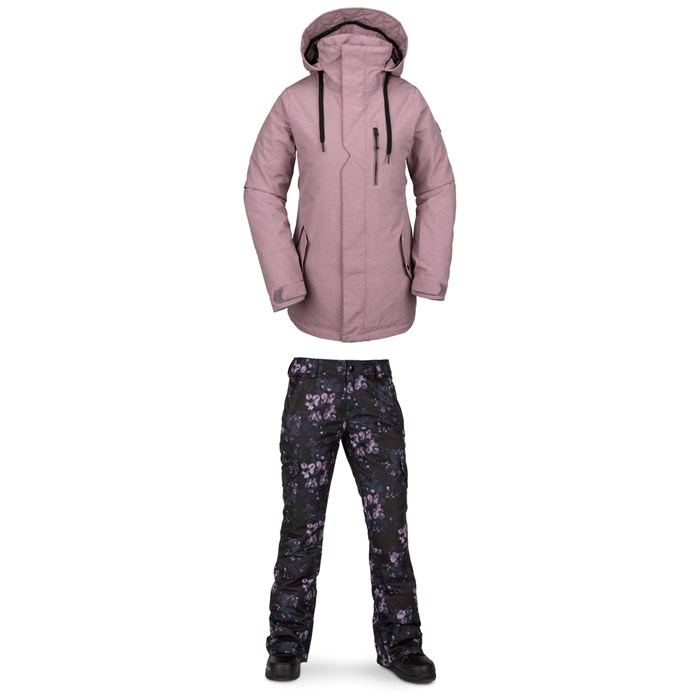 Volcom - Shrine Insulated Jacket + Bridger Insulated Pants - Women's