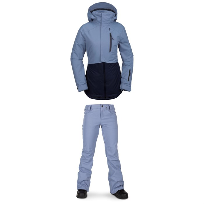 Volcom - Pine 2L TDS Jacket + Species Stretch Pants - Women's