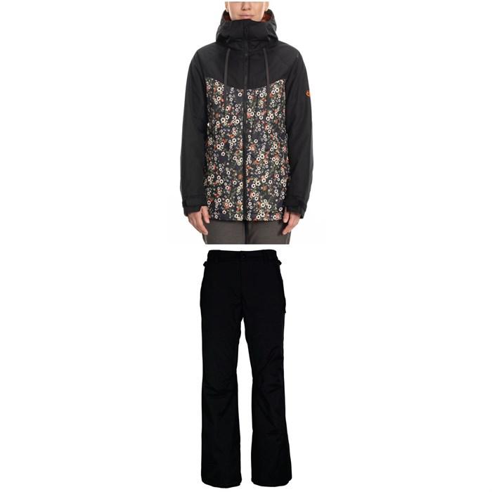 686 - Athena Insulated Jacket + Standard Pants - Women's