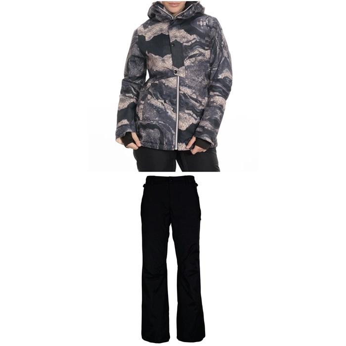 686 - Rumor Insulated Jacket + 686 Standard Pants - Women's