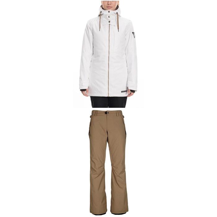 686 - Aeon Insulated Jacket + 686 Standard Pants - Women's