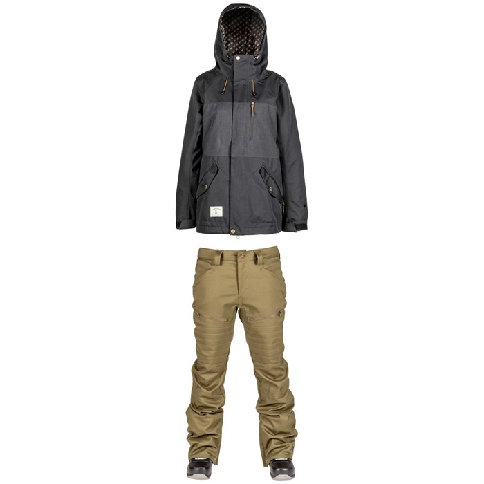 L1 - Anwen Jacket + Apex Pants - Women's