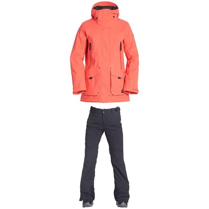 Billabong - Trooper STX Jacket + Billabong Drifter STX Pants - Women's