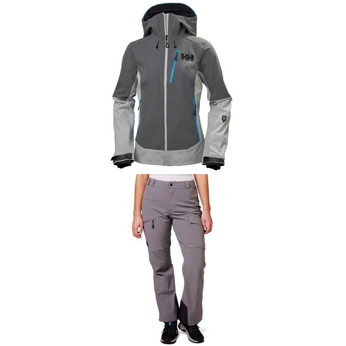 Helly Hansen - Odin Mountain Softshell Jacket + Pants - Women's