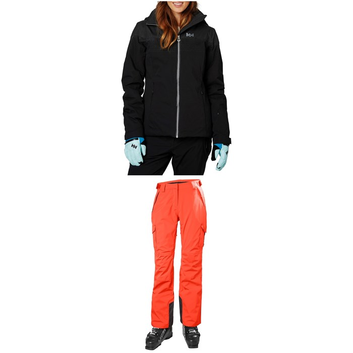 Helly Hansen - Motionista LifaLoft™ Jacket + Switch Cargo 2.0 Pants - Women's