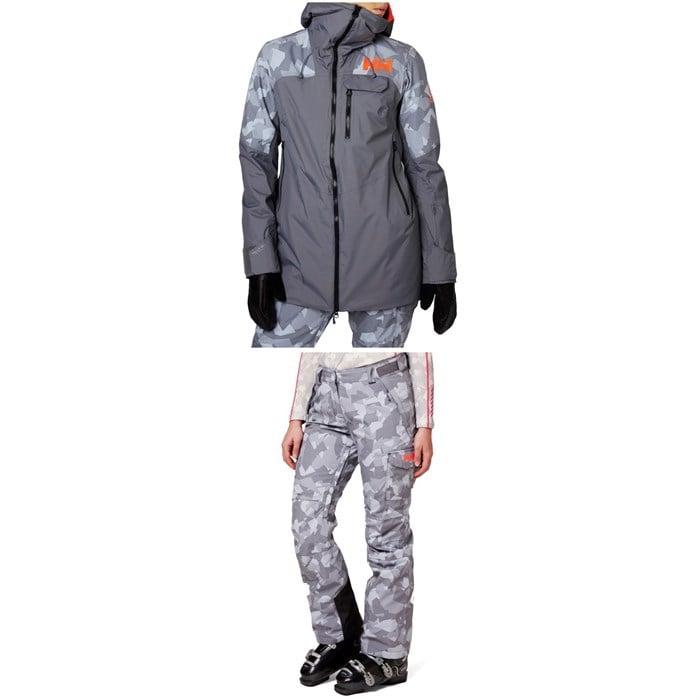 Helly Hansen - Whitewall LifaLoft™ Jacket + Switch Cargo 2.0 Pants - Women's