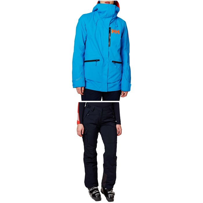 Helly Hansen - Showcase Jacket + Helly Hansen Switch Cargo 2.0 Pants - Women's