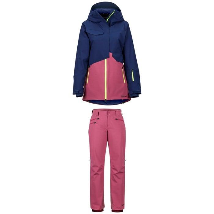 Marmot - Ventina Jacket + Marmot Slopestar Pants - Women's