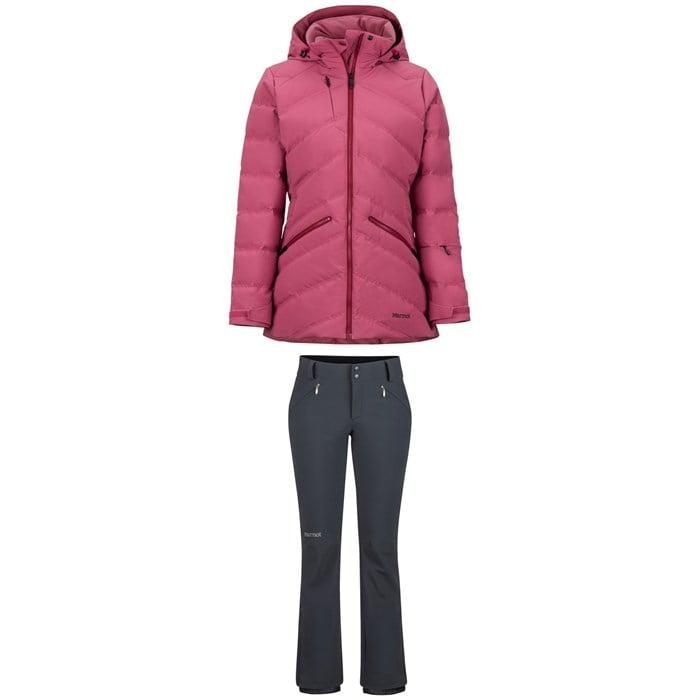Marmot - Val D'Sere Jacket + Marmot Kate Pants - Women's